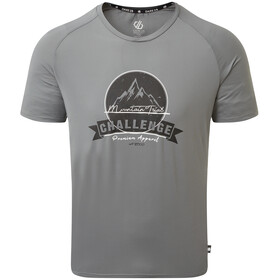 Dare 2b Righteous II T-shirt Homme, aluminium grey